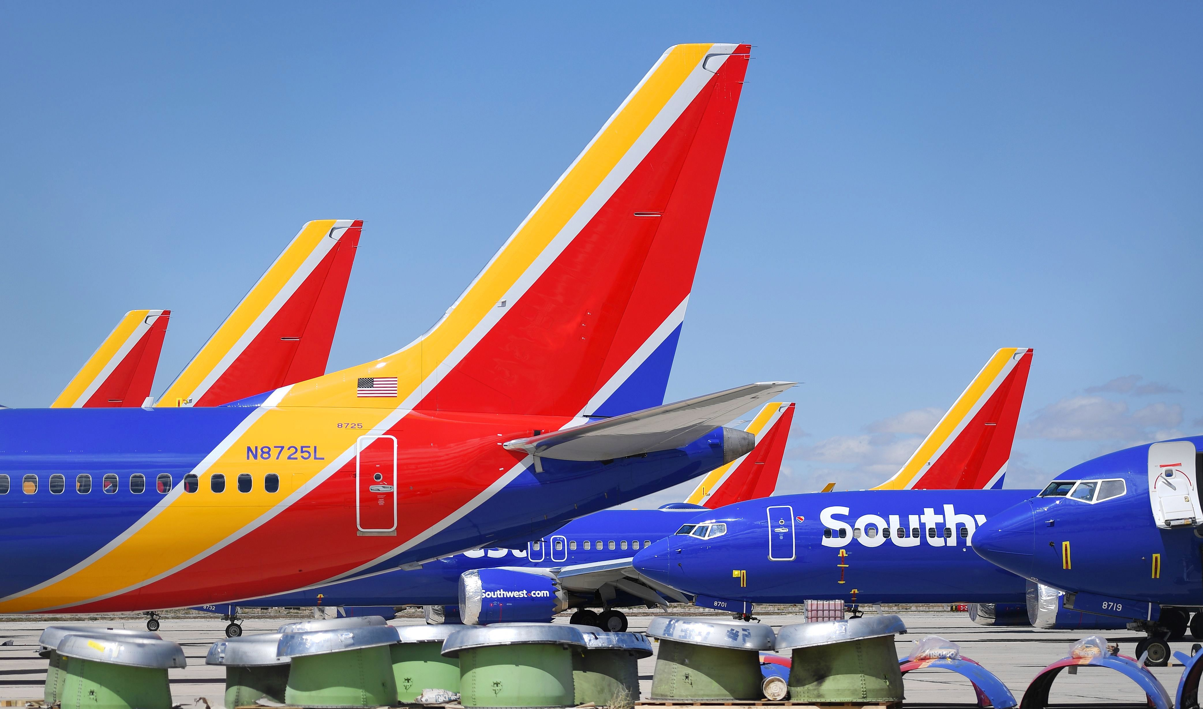 Southwest Airlines pilots don't expect Boeing 737 Max back until February