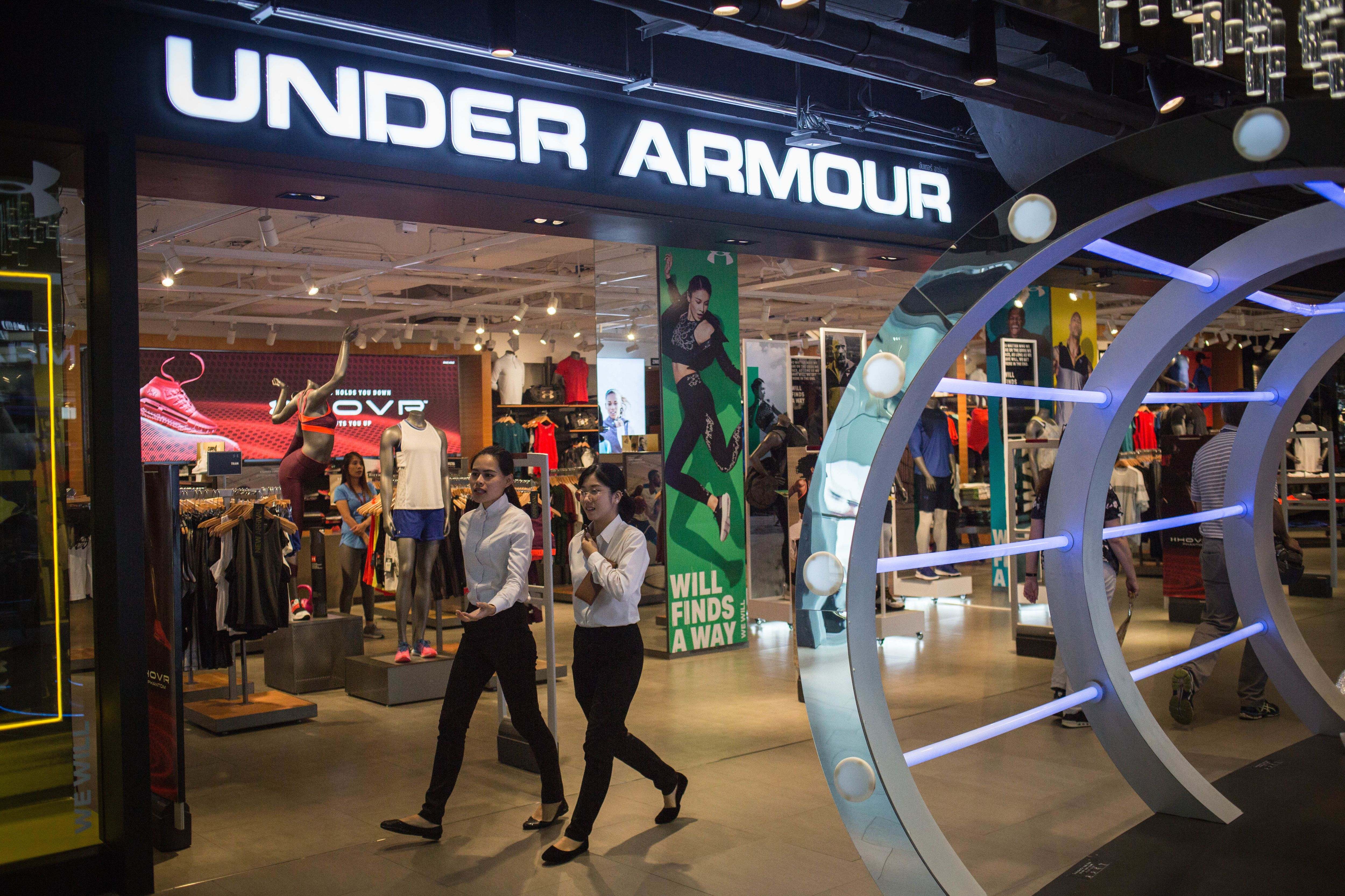 National Lacrosse League strikes a three-year deal with Under Armour as it expands sport in US