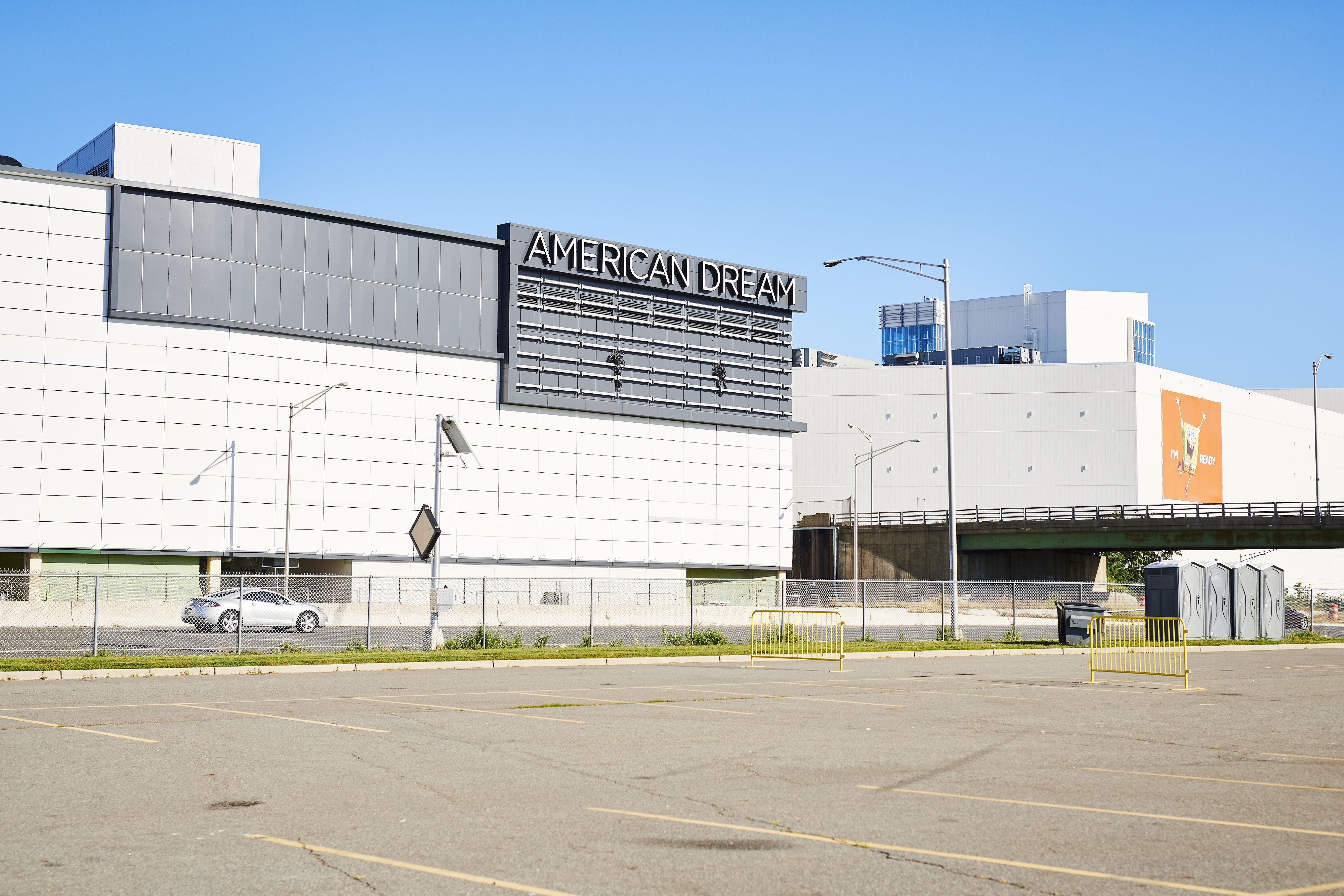 Long delayed American Dream mall reportedly doesn't have permit needed for opening