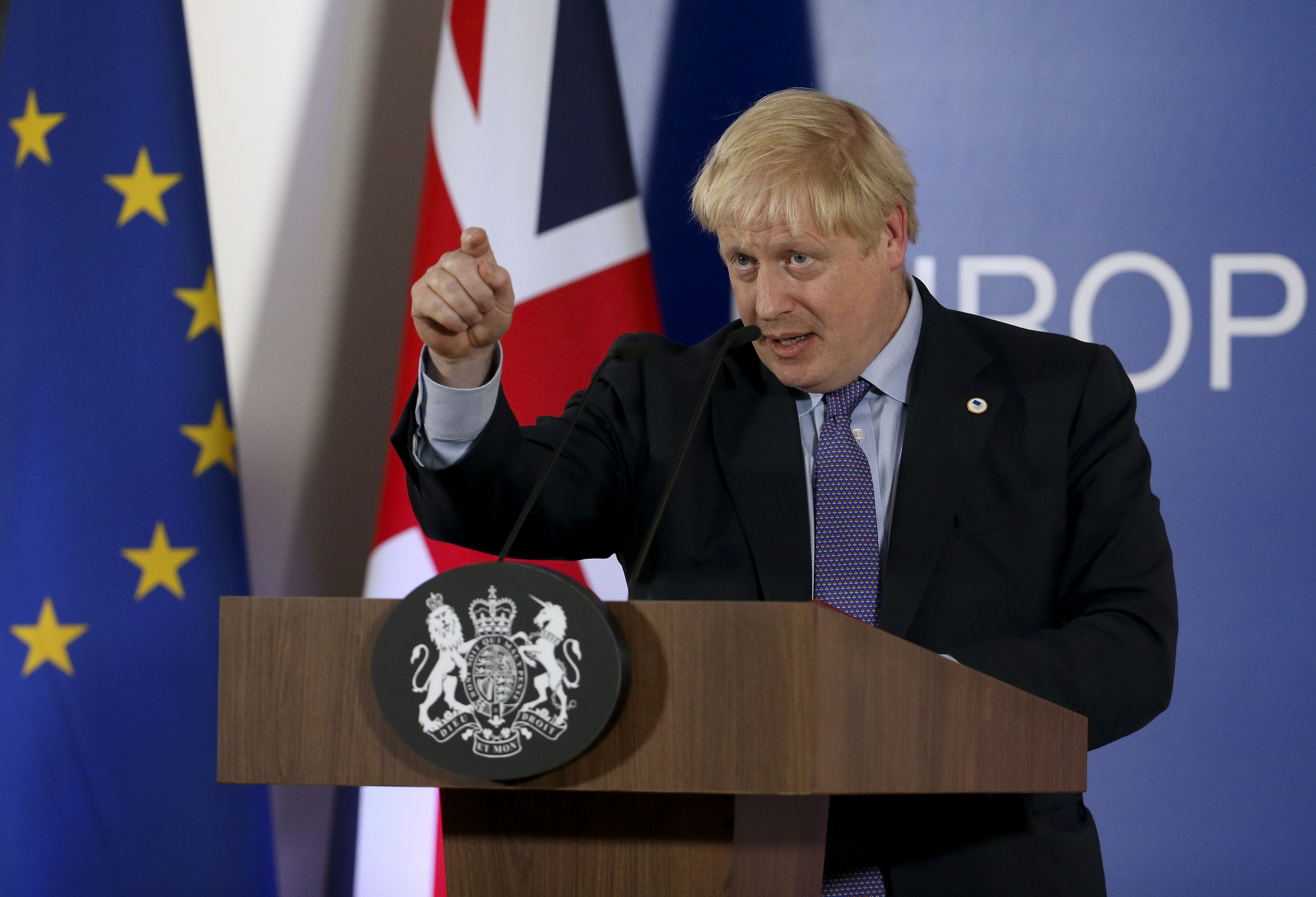 UK PM Boris Johnson says he wants December 12 general election