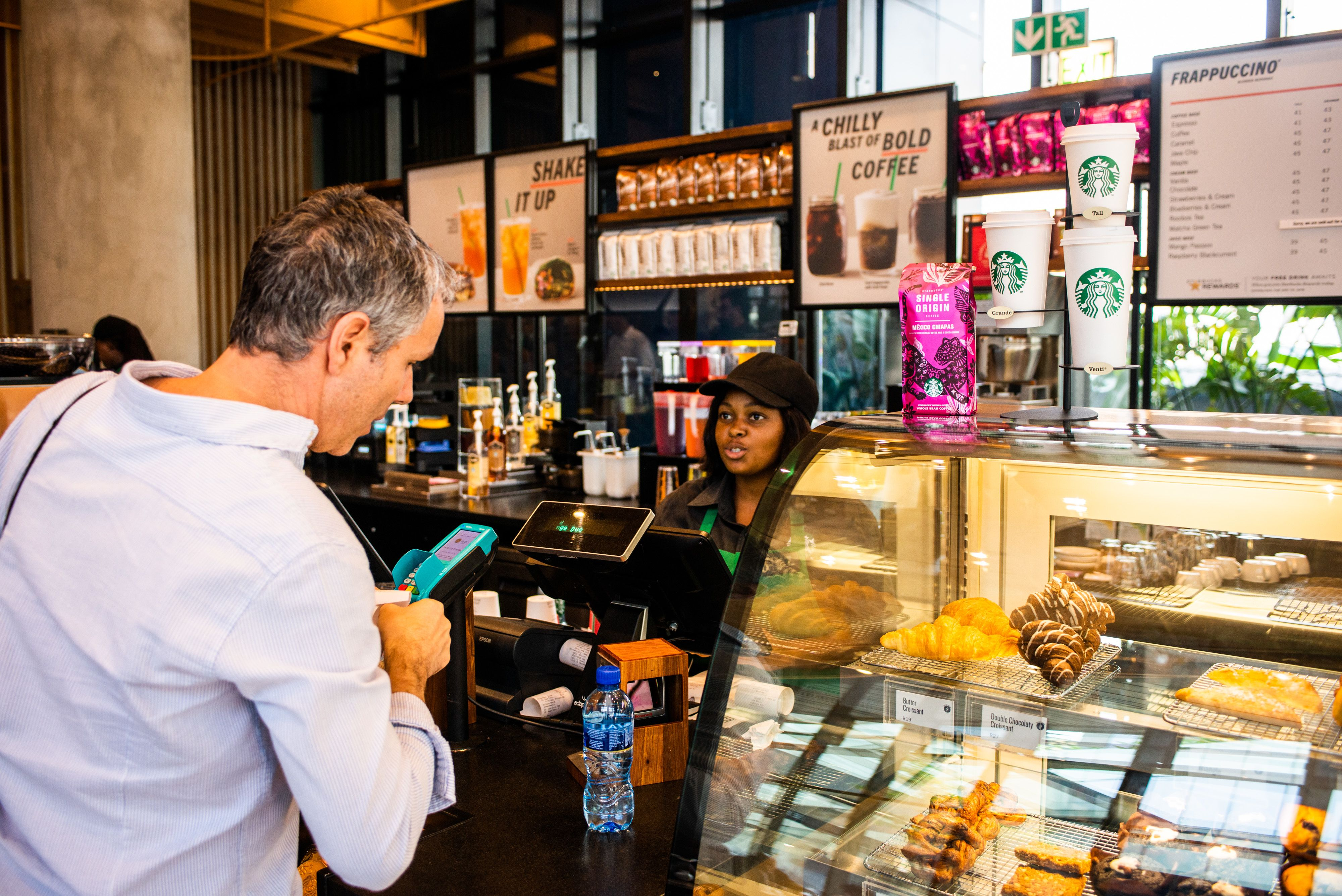 Why Starbucks isn't all that popular in South Africa