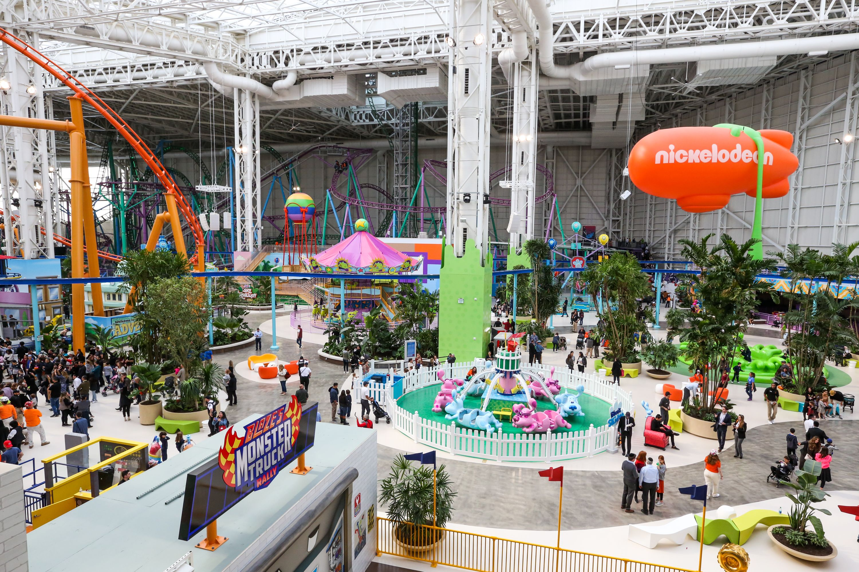 Here's a first look inside the $5 billion American Dream mall