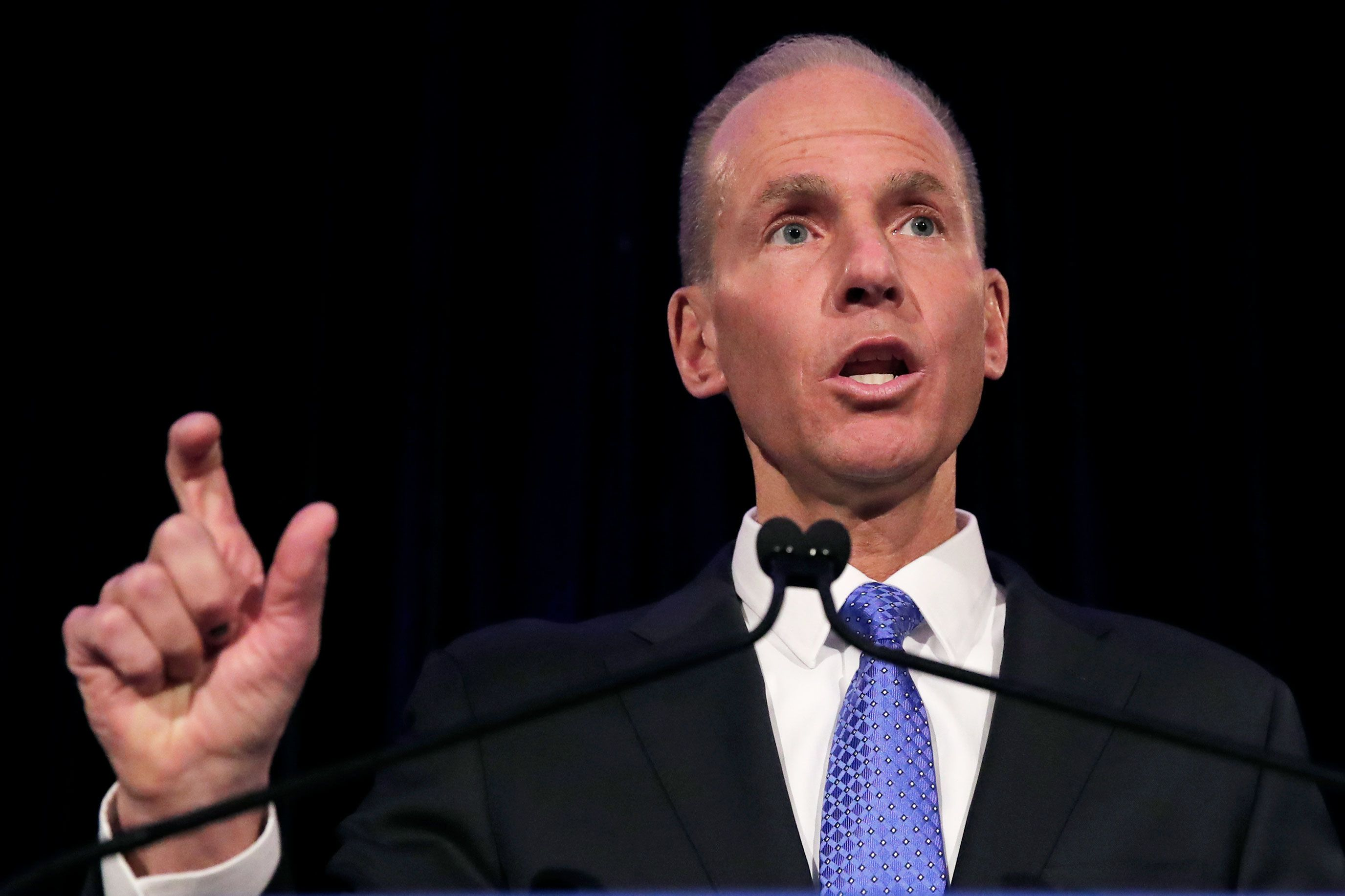Watch Boeing's CEO Dennis Muilenburg testify before Congress on 737 Max crashes