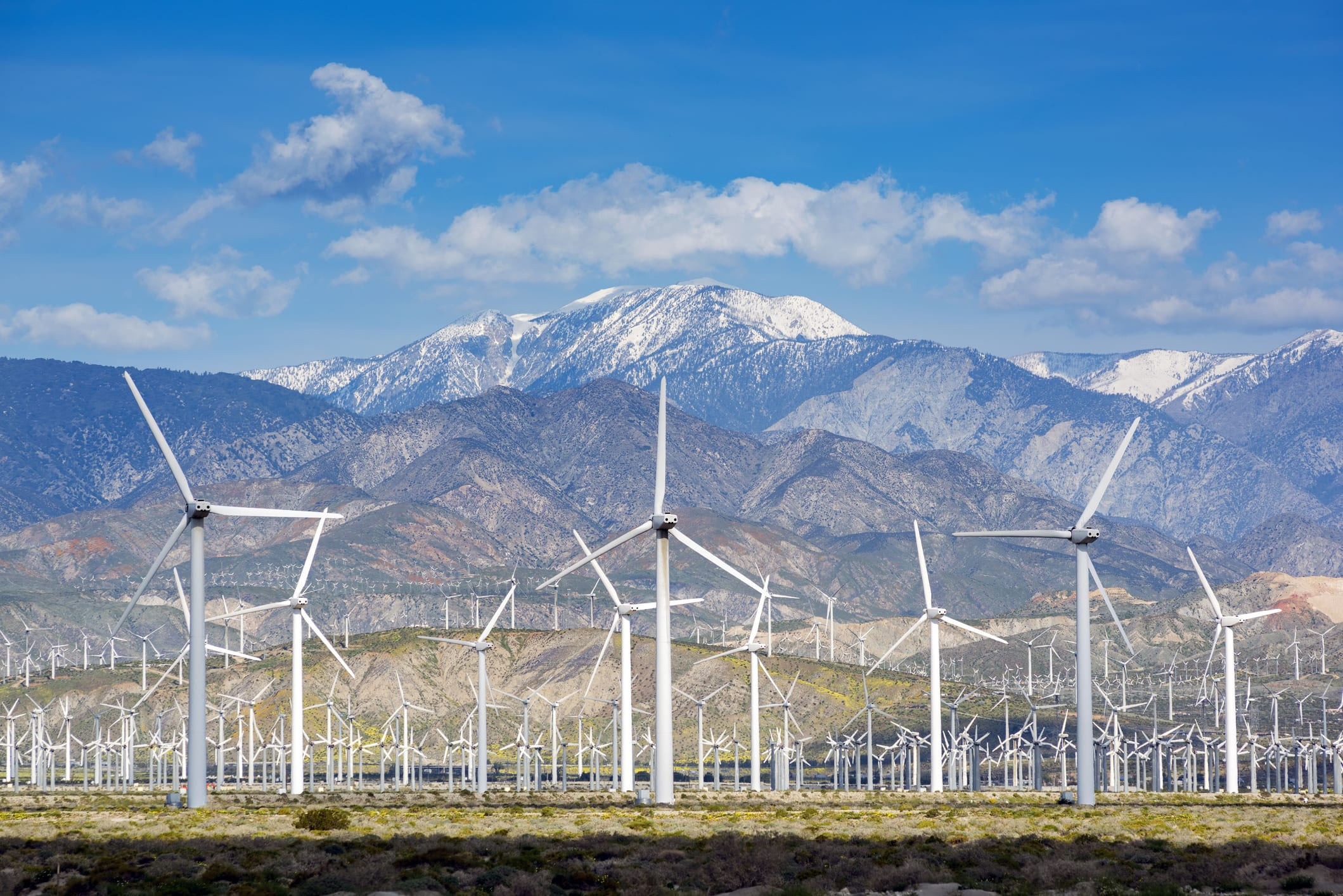 US wind energy capacity is now more than 100 gigawatts, according to new report