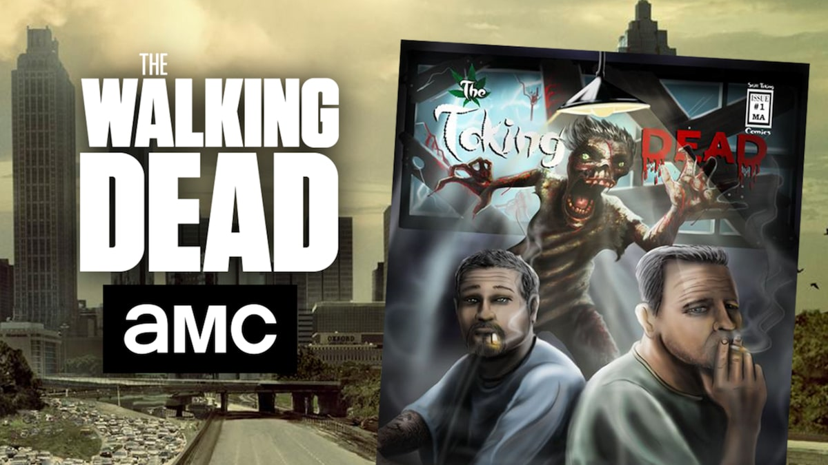 'The Walking Dead' Locked in Legal War With 'The Toking Dead'