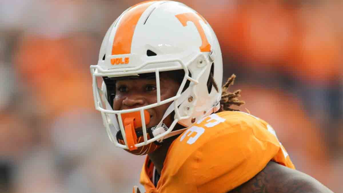 Tennessee's Jeremy Banks Kicked Off Football Team Following Anti-Cop Rant