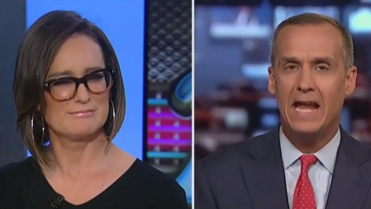 Corey Lewandowski Asked If He's Been Drinking During TV Interview