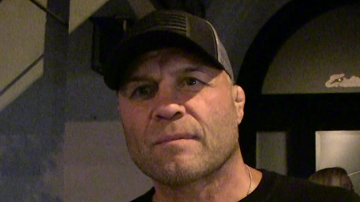 Randy Couture Hospitalized, Intensive Care After Heart Attack