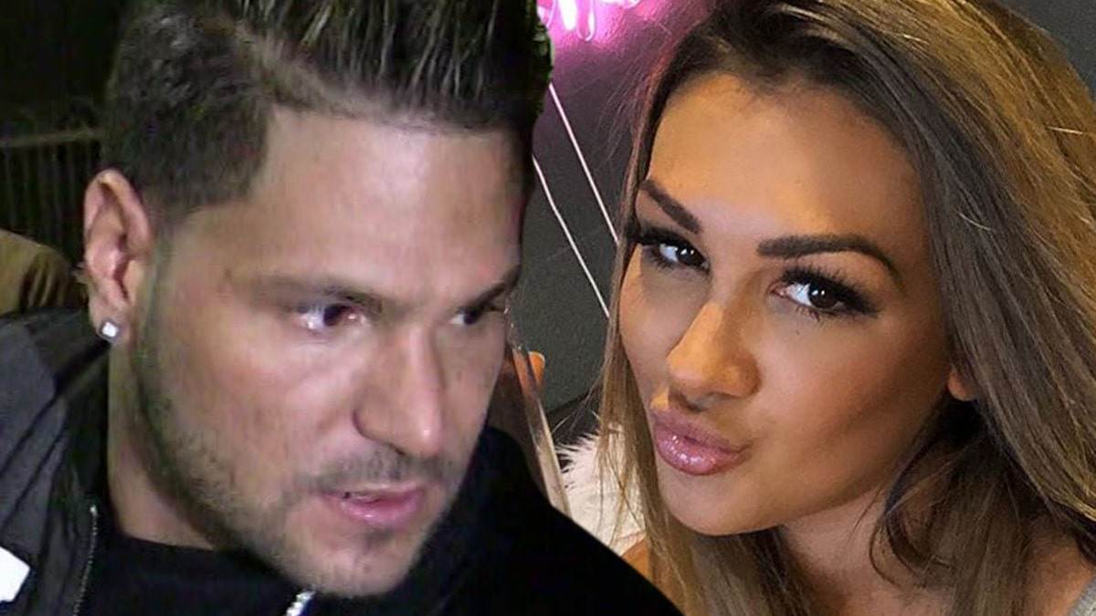 Ronnie Ortiz-Magro Arrested and Tased After Alleged Attack on Jen Harley