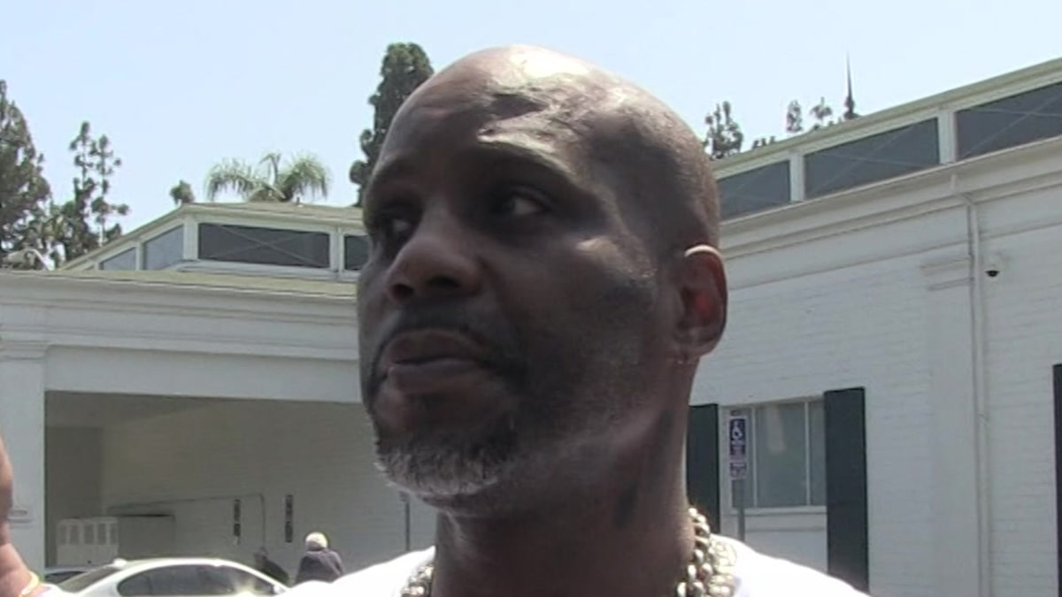 DMX Checks Himself Into Rehab and Cancels Concerts