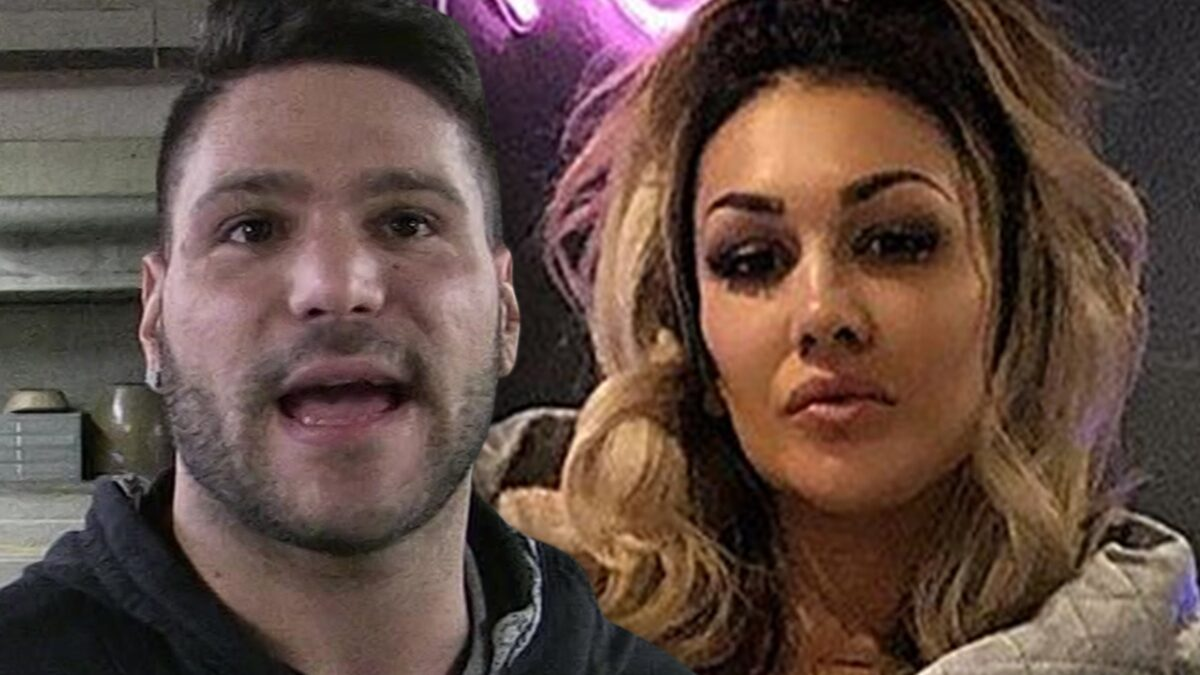 Ronnie Ortiz-Magro Charged with 5 Misdemeanors in Jen Harley Case