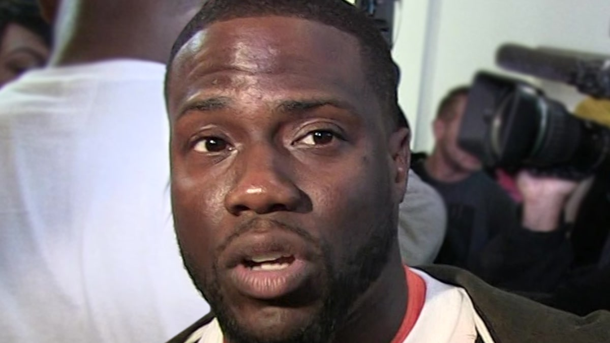 Kevin Hart Won't Sue Driver of Car Accident, Will Cover Own Bills