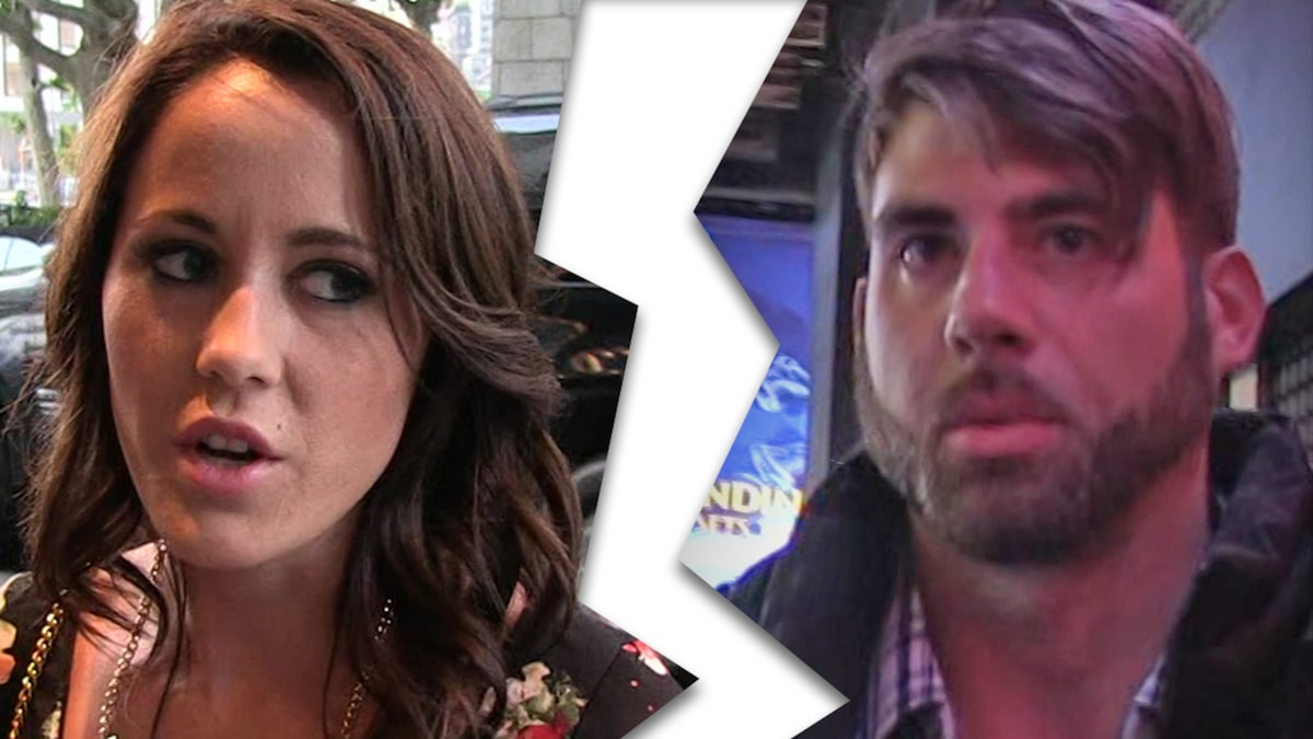 'Teen Mom' star Jenelle Evans Files for Divorce from David Eason