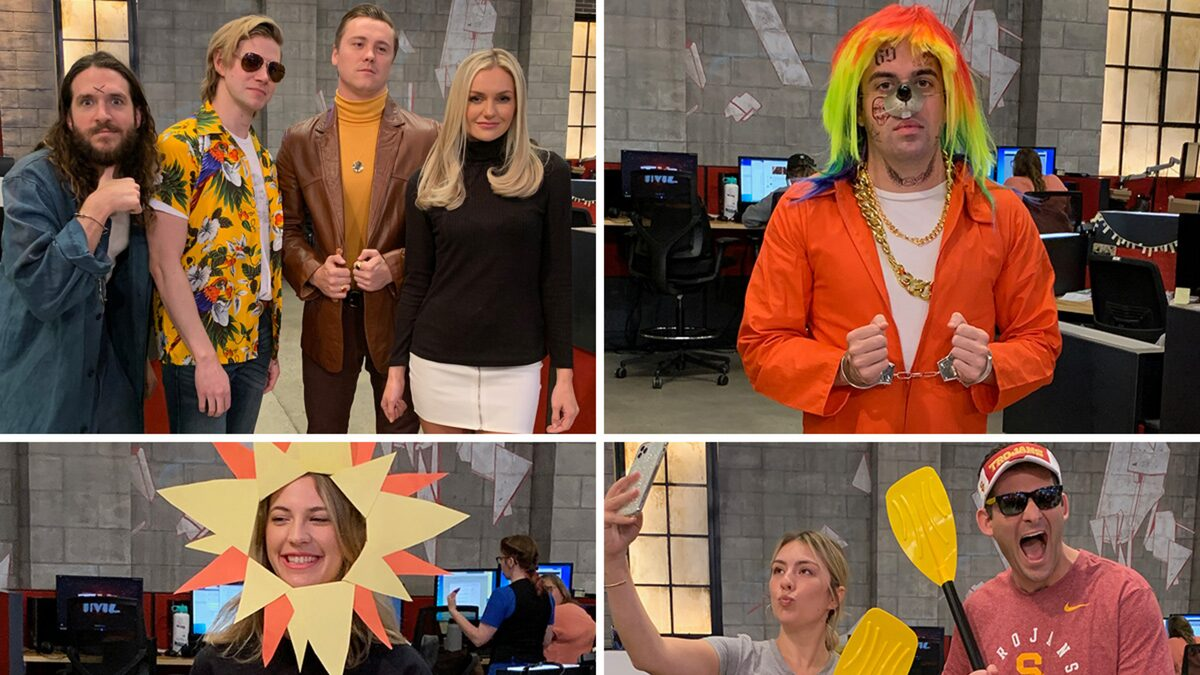 TMZ's 2019 Halloween Costumes Crush It With Pop Culture and Movies