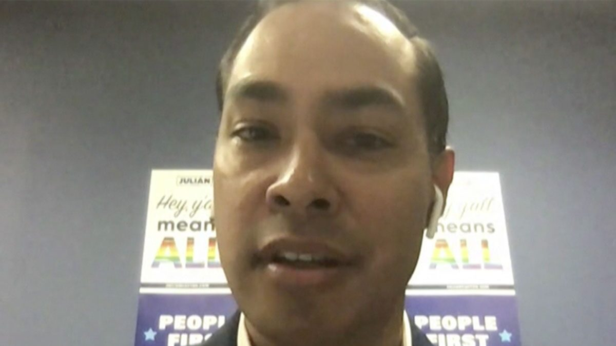 Julian Castro Says NBA Should Pressure China, Defend Freedom of Speech