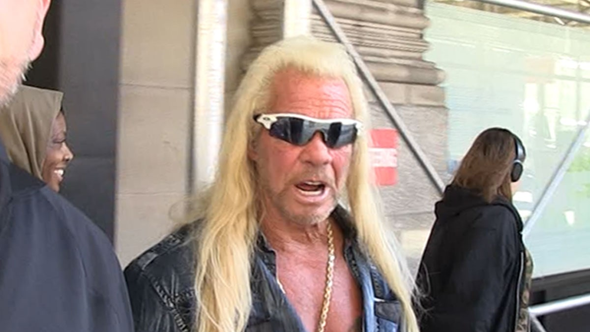 Dog the Bounty Hunter Quits White Foods After Health Scare
