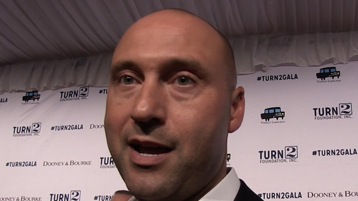 Derek Jeter Preaching Patience With Marlins Rebuild, 'We'll Get There!'