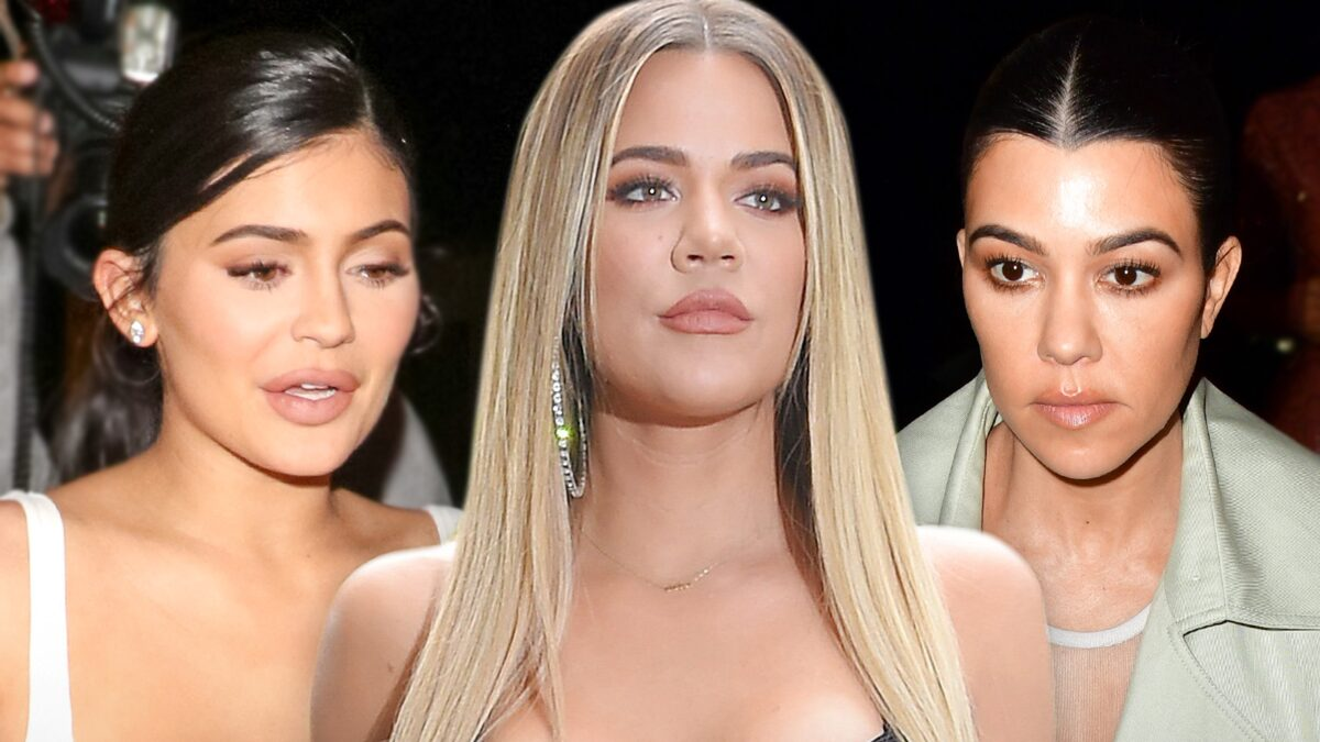 Kylie, Khloe and Kourtney Handle Child Custody Issues Without Written Agreement