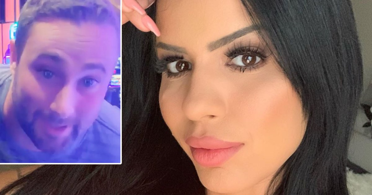 90 Day's Larissa Shares Alleged Texts From Corey: He Was 'Begging' for a Kiss