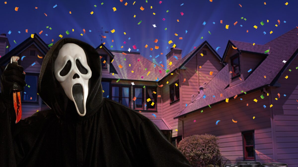 'Scream' House Hosting Last Halloween Party Ever