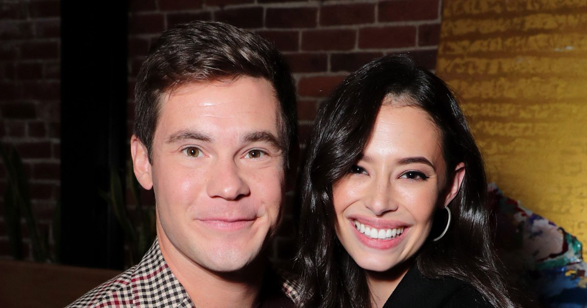 4 Years Later! Adam Devine and Chloe Bridges Are Engaged