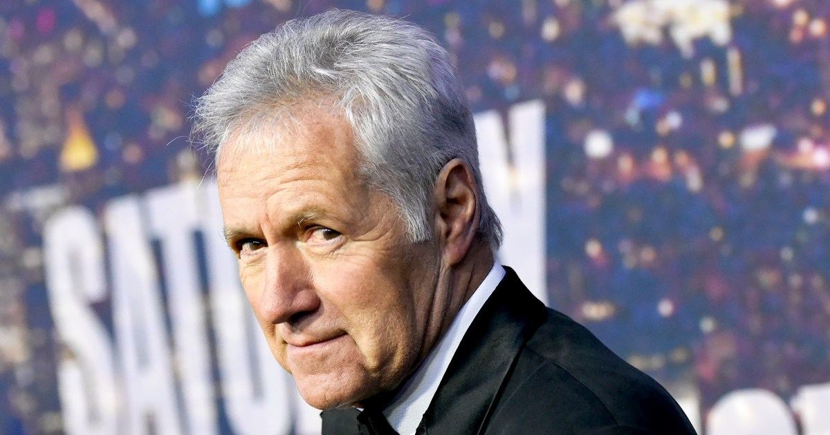 Alex Trebek Says His 'Jeopardy!' Career May EndSoon Due to Cancer Battle