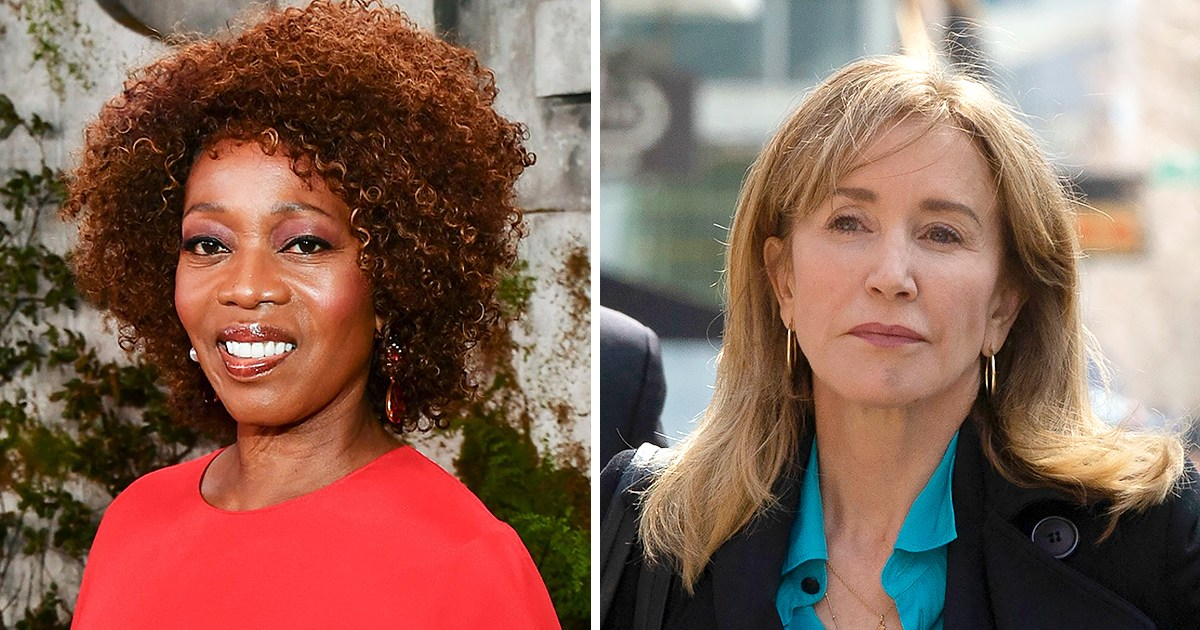 Alfre Woodard on Felicity Huffman: I'll 'Always Support' My Former Costar