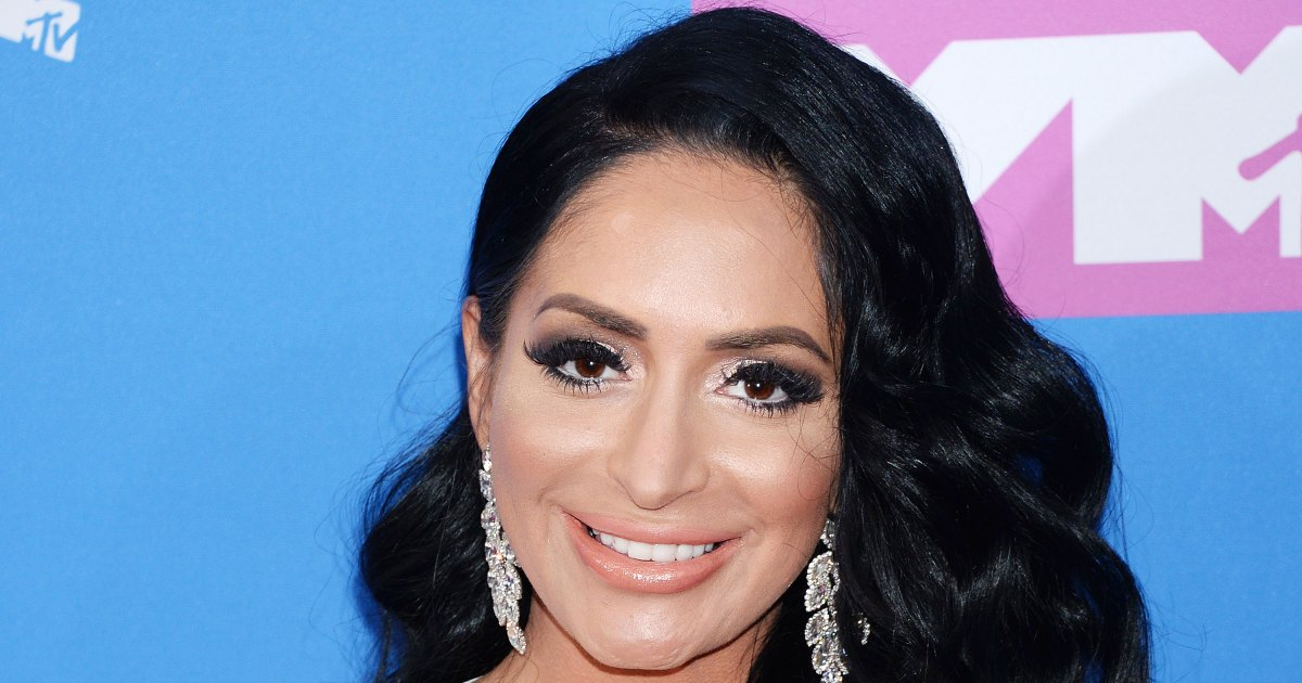 Angelina Pivarnick Celebrates Bridal Shower With Jersey Shore's Deena Cortese