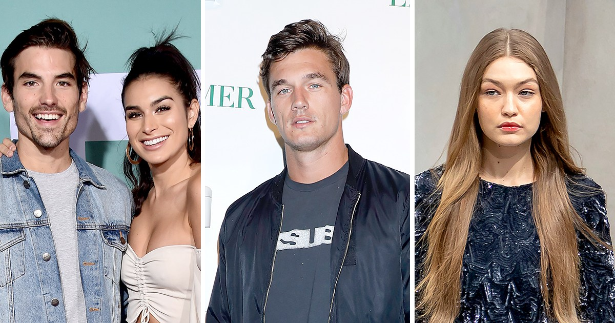 Ashley and Jared Are 'Very Sad' Over Tyler Cameron and Gigi Hadid's Split