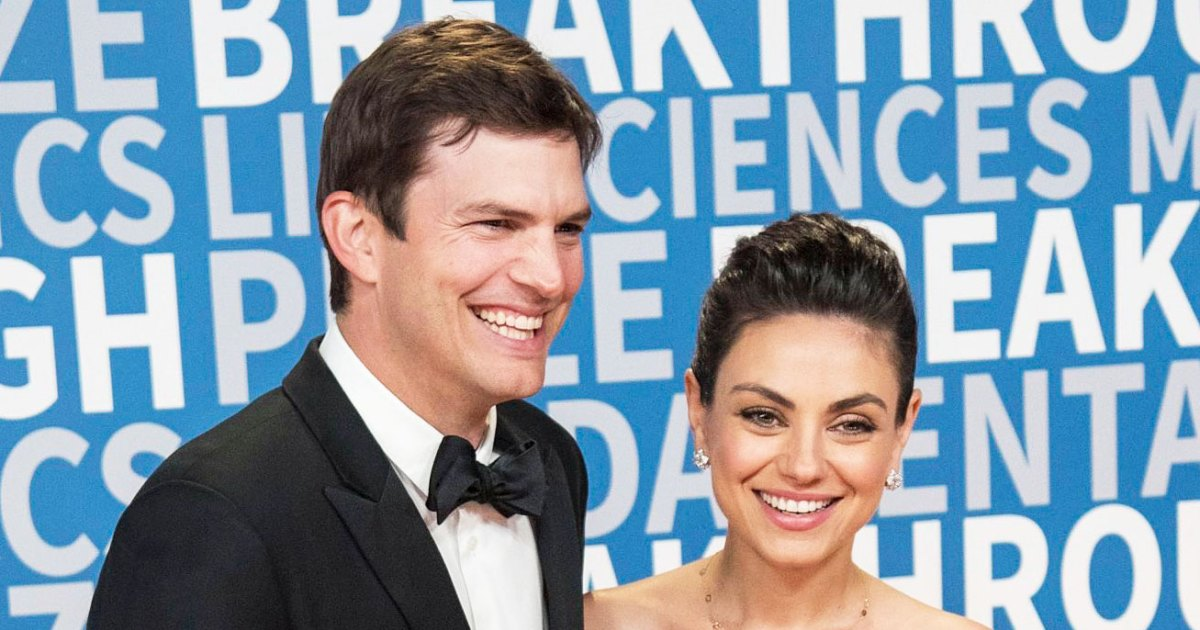 How Ashton Kutcher Feels About Mila Kunis Wanting to Join 'RHOBH'