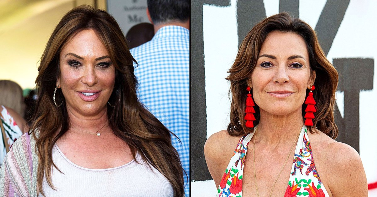 Barbara Kavovit Ends 14-Year Friendship With 'Narcissist' Luann de Lesseps