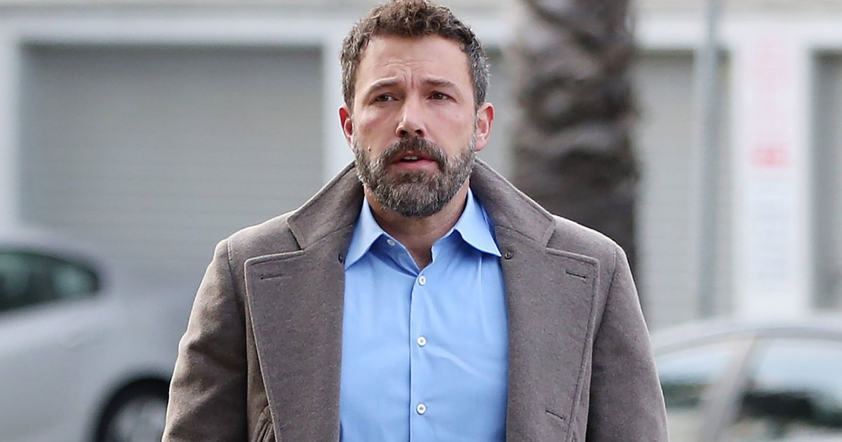Ben Affleck Appears Intoxicated at Halloween Party After Celebrating 1 Year of Sobriety