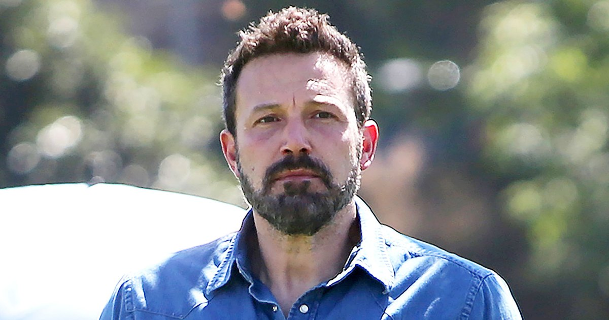 Ben Affleck's Friends Are Concerned About Him Amid Relapse