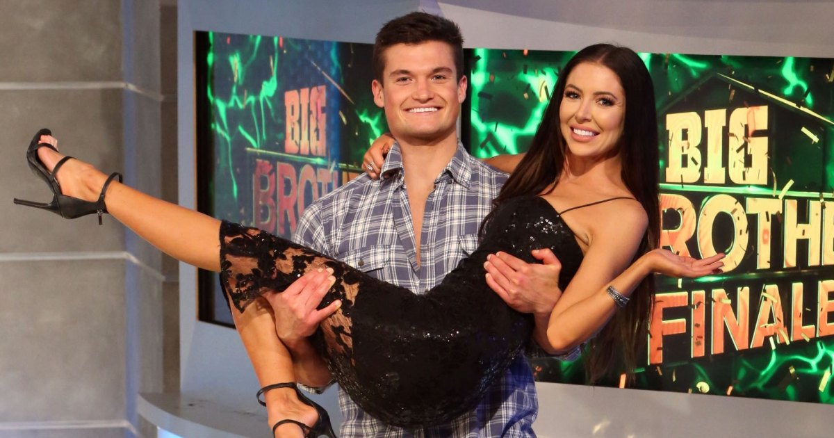 Big Brother's Holly Allen Introduces BF Jackson Michie to Her Coworkers