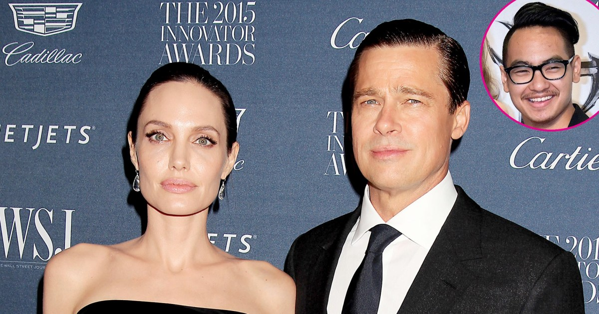 Brad Pitt Talked to Angelina Jolie About Visiting Son Maddox
