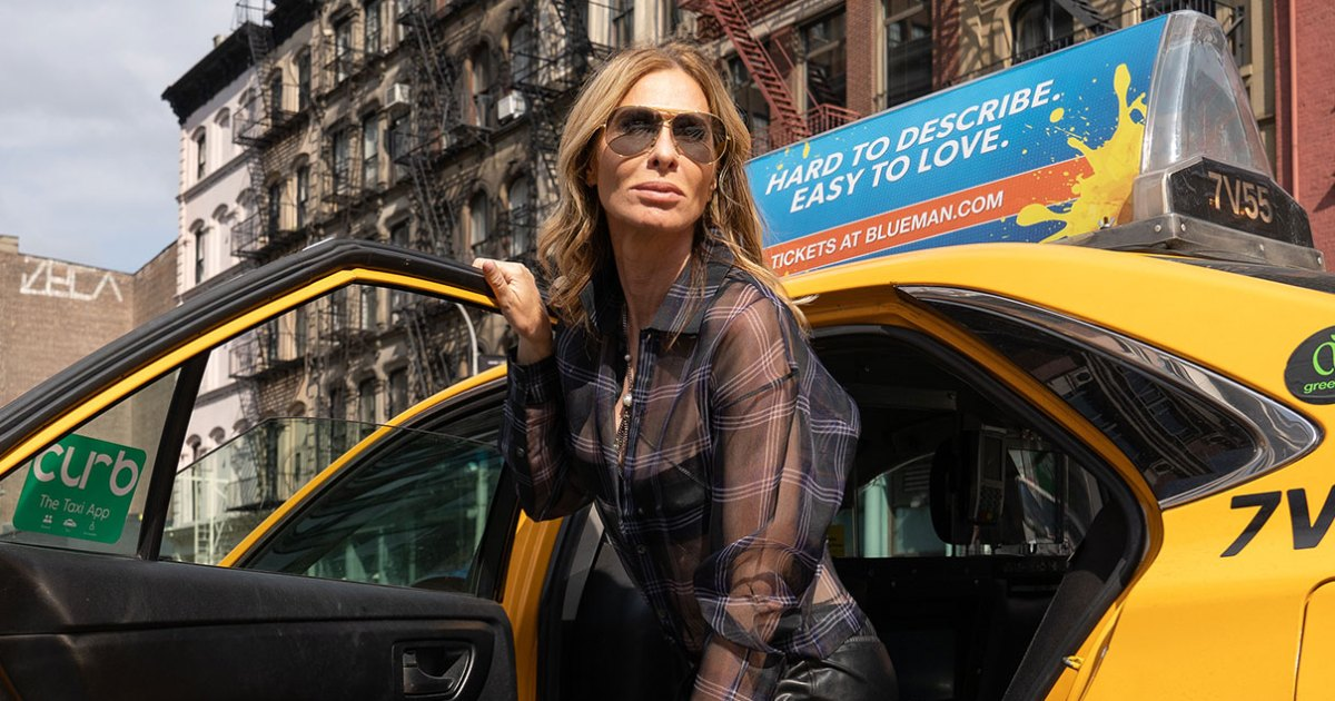 Carole Radziwill Looked Chic During Photo Shoot in NYC