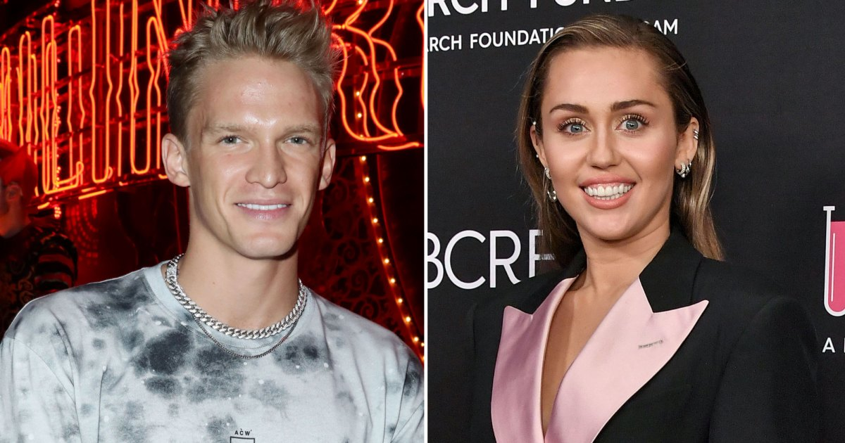 Cody Simpson Had a Childhood Crush on Miley Cyrus