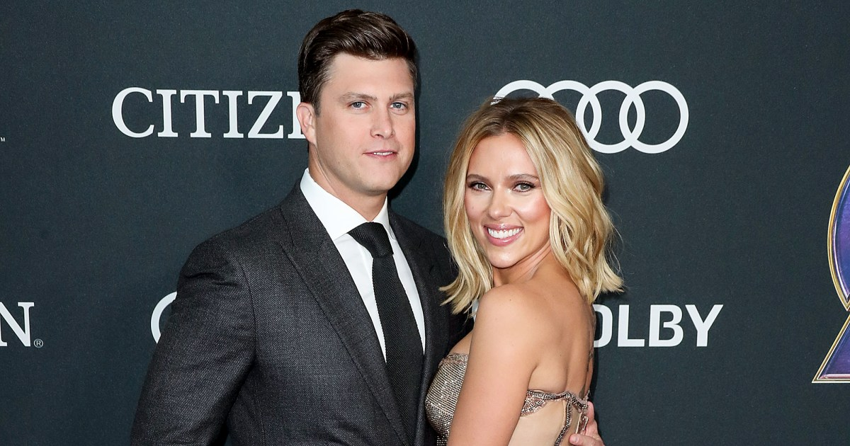 Scarlett Johansson: I'm 'Happy' and 'Fulfilled' With Fiance Colin Jost