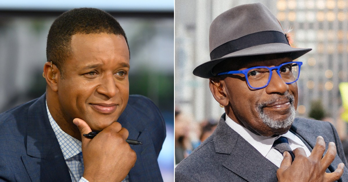 Today's Craig Melvin Teases Al Roker on Air Over 'Inaccurate' Forecasts