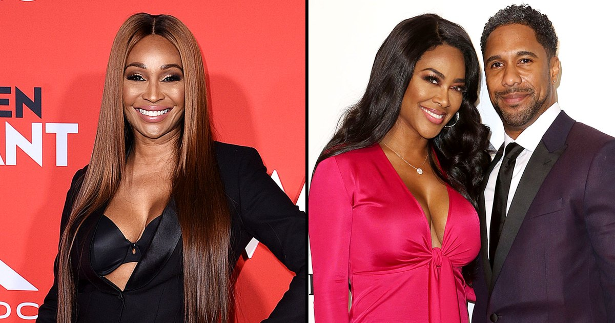 Cynthia Bailey: Kenya Moore Is 'Still Very Much in Love' With Marc Daly