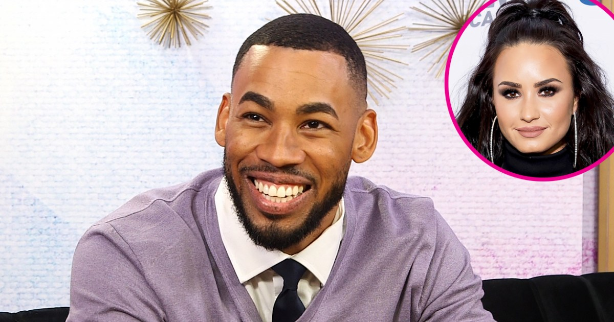 Mike Johnson: I Will 'Never' Kiss and Tell After Demi LovatoRomance