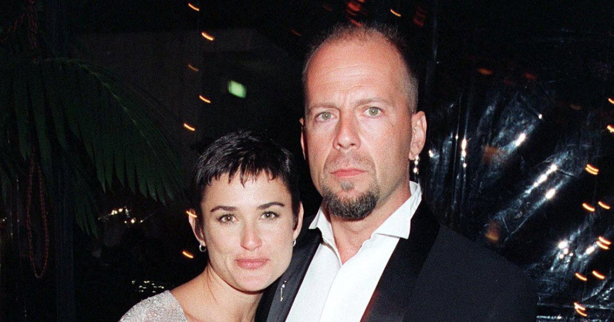 Demi Moore Says Ex Bruce Willis Didn't Deserve More Money Than Her