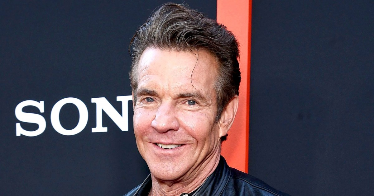 Dennis Quaid: This Is How I Proposed to Laura Savoie
