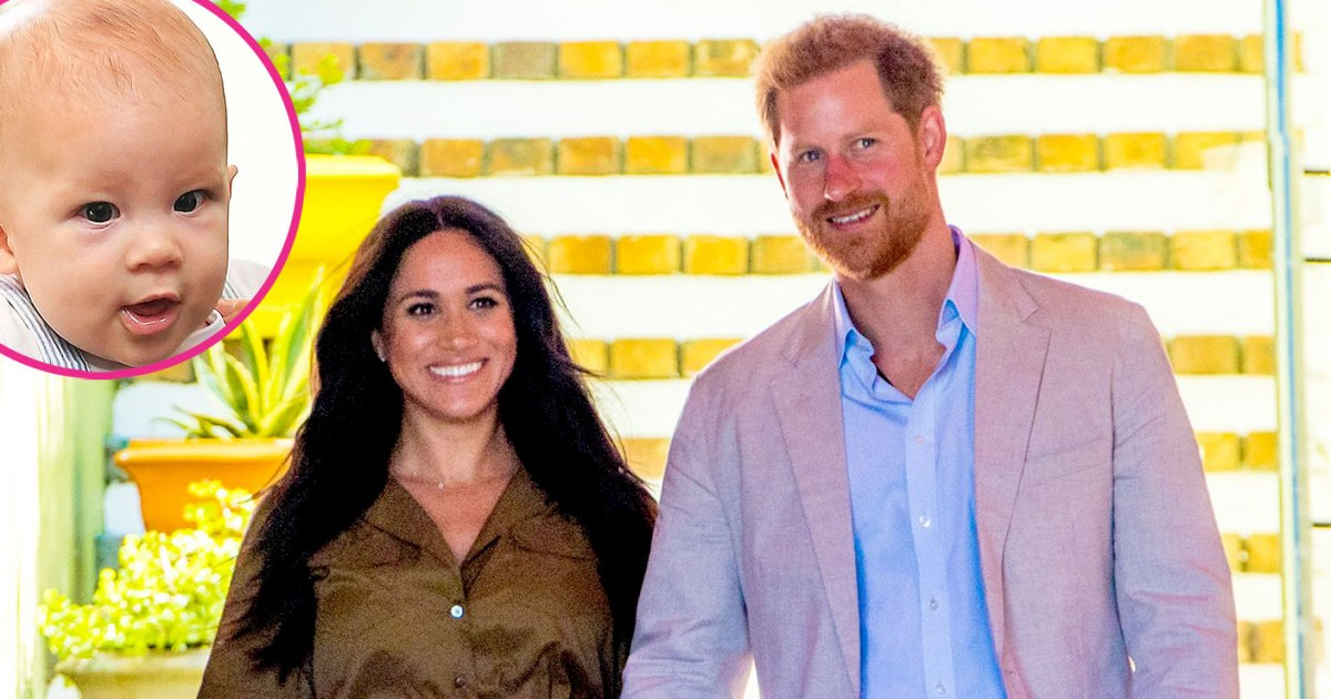 Duchess Meghan and Prince Harry Sweetly Call Archie 'Pumpkin'