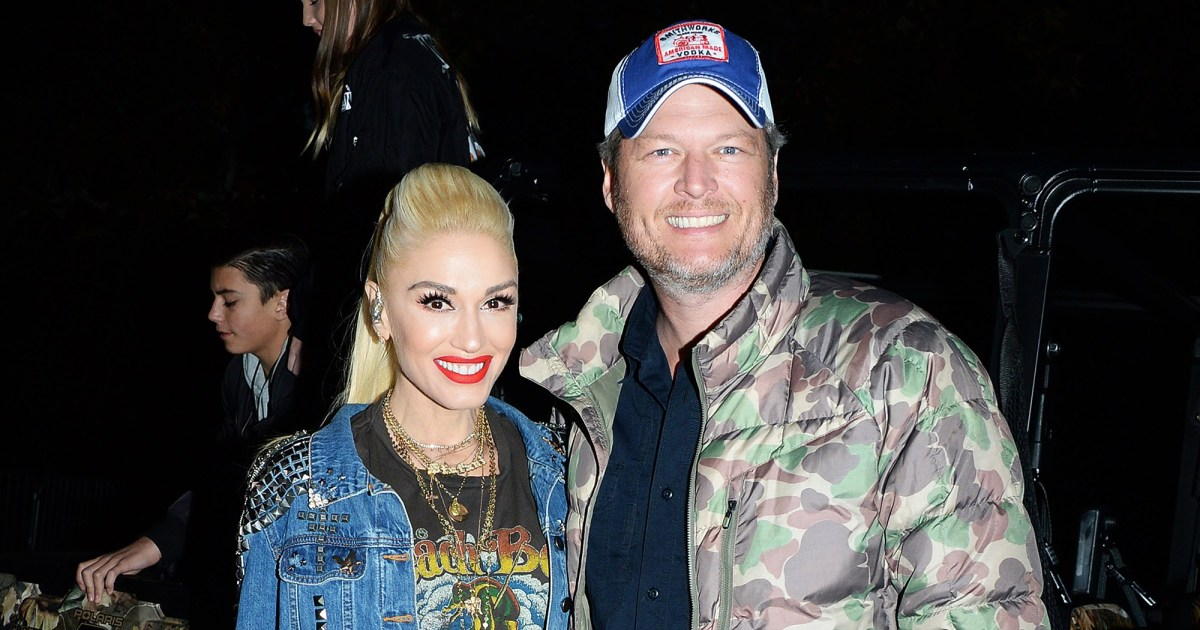 Gwen Stefani and Blake Shelton Bought a House Together