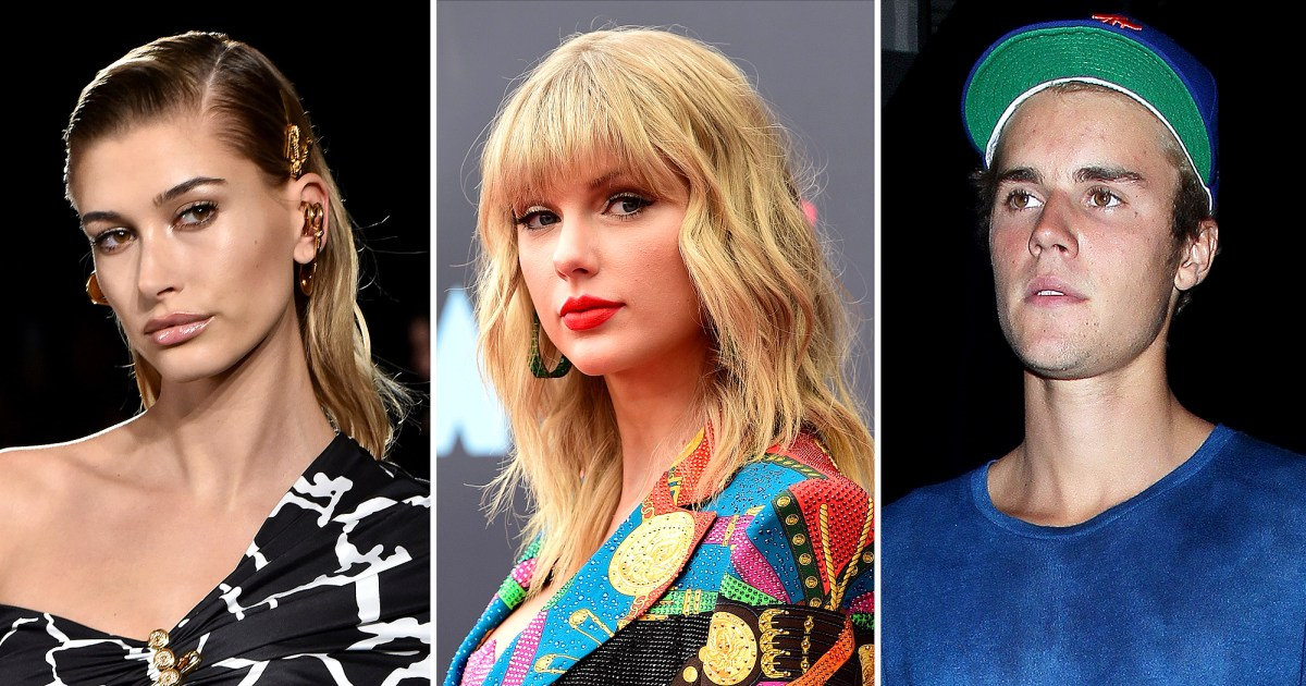 Hailey Baldwin Apologizes After Justin Bieber Mocks Taylor Swift Video