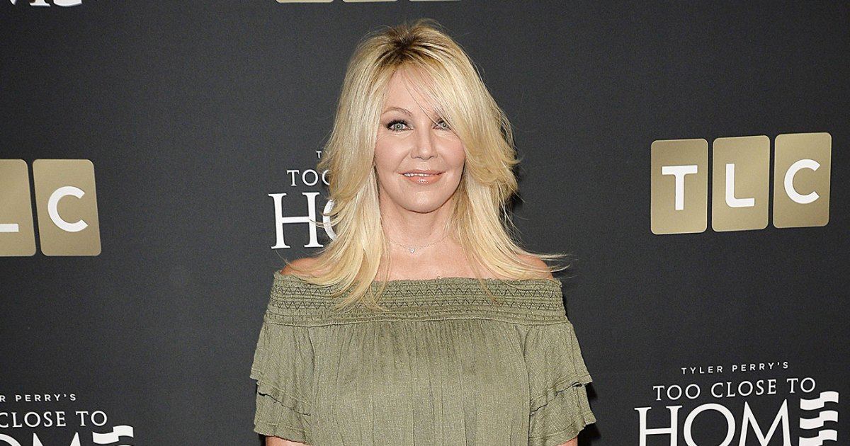 Heather Locklear Released From Rehab After Assaulting EMT