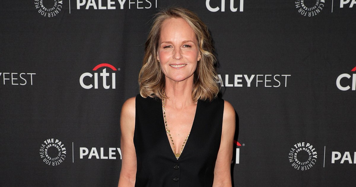 Helen Hunt Is 'Back at Work' on 'Mad About You' After Car Accident