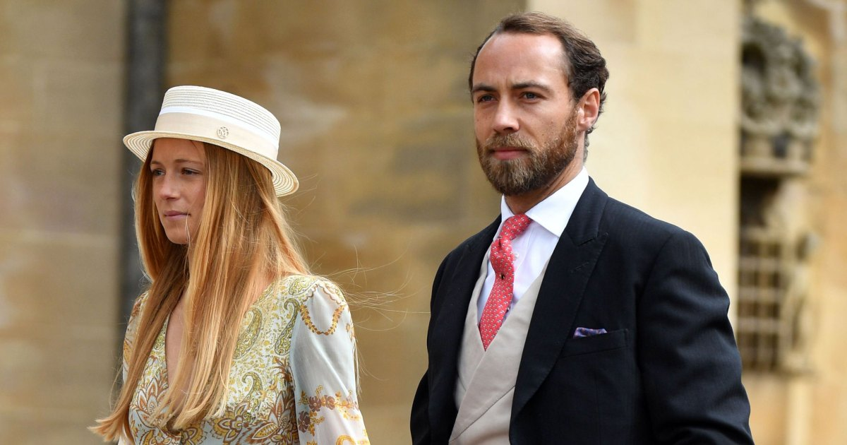 James Middleton Is Engaged to Girlfriend Alizee Thevenet: Report