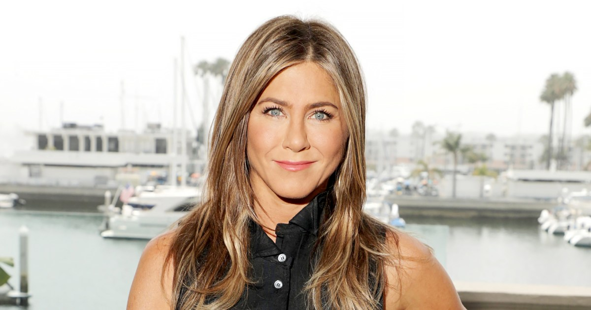Jennifer Aniston Is Enjoying Being Single: 'I'm Very Busy'